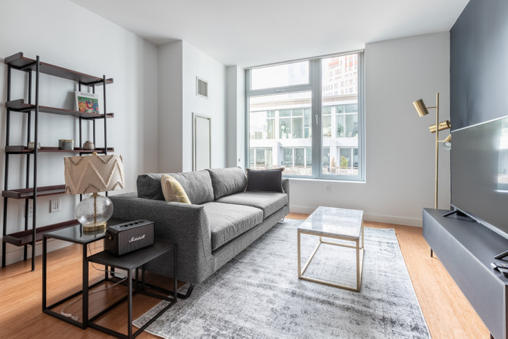 1 bedroom furnished apartment in Radian, 120 Kingston St 246, Downtown/Financial District, Boston, photo 1