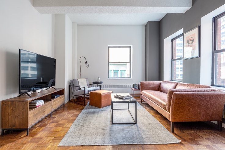 1 bedroom furnished apartment in Sloane Chelsea, 360 W 34th St 438, Hudson Yards, New York, photo 1