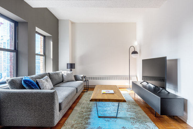 1 bedroom furnished apartment in Sloane Chelsea, 360 W 34th St 439, Hudson Yards, New York, photo 1