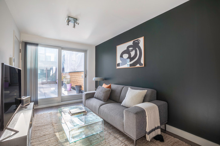 1 bedroom furnished apartment in Grays Inn Road 12, King's Cross, London, photo 1