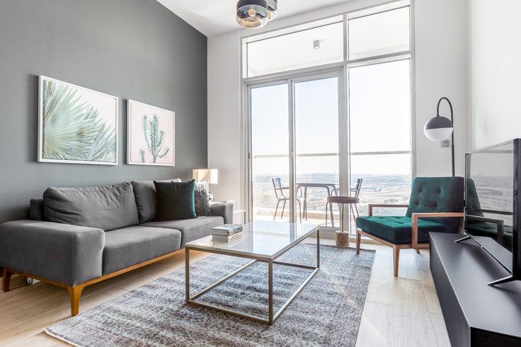 1 bedroom furnished apartment in Studio One Apartment IV 601, Studio One, Dubai, photo 1