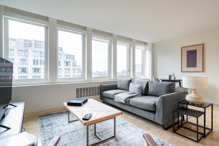1 bedroom furnished apartment in Avalon Prudential, 780 Boylston St 250, Back Bay, Boston, photo 1