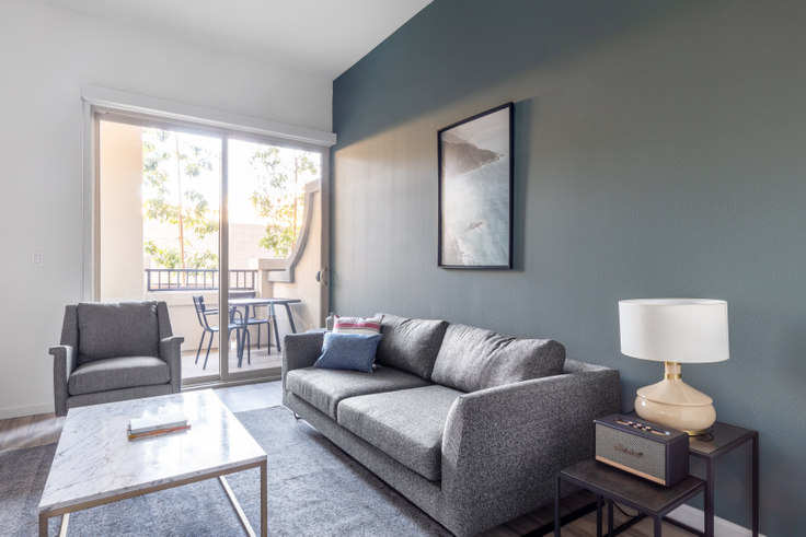 1 bedroom furnished apartment in 7403 La Tijera Blvd 258, Westchester, Los Angeles, photo 1