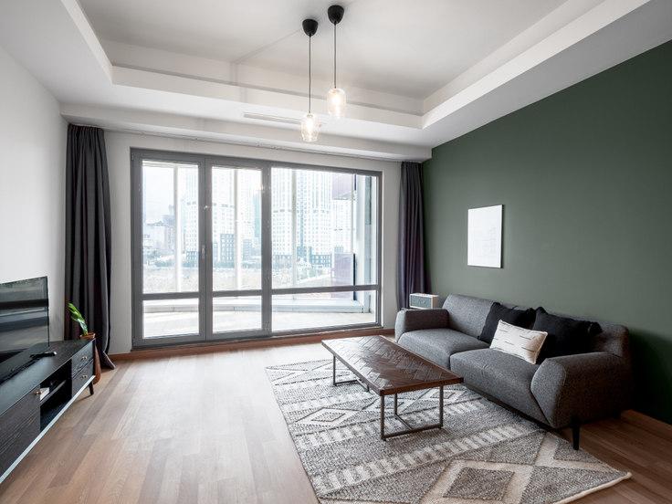 Studio furnished apartment in Maslak 1453 - 493 493, Maslak, Istanbul, photo 1