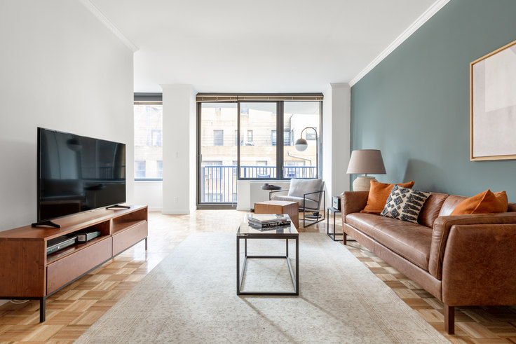 1 bedroom furnished apartment in 150 E 57th St 461, Midtown East, New York, photo 1