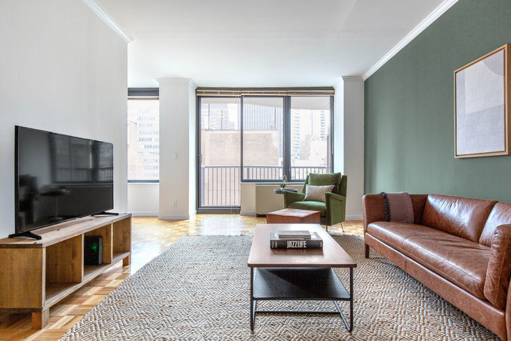 1 bedroom furnished apartment in 150 E 57th St 462, Midtown East, New York, photo 1