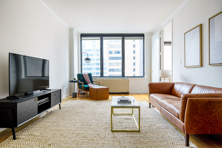 2 bedroom furnished apartment in 150 E 57th St 464, Midtown East, New York, photo 1
