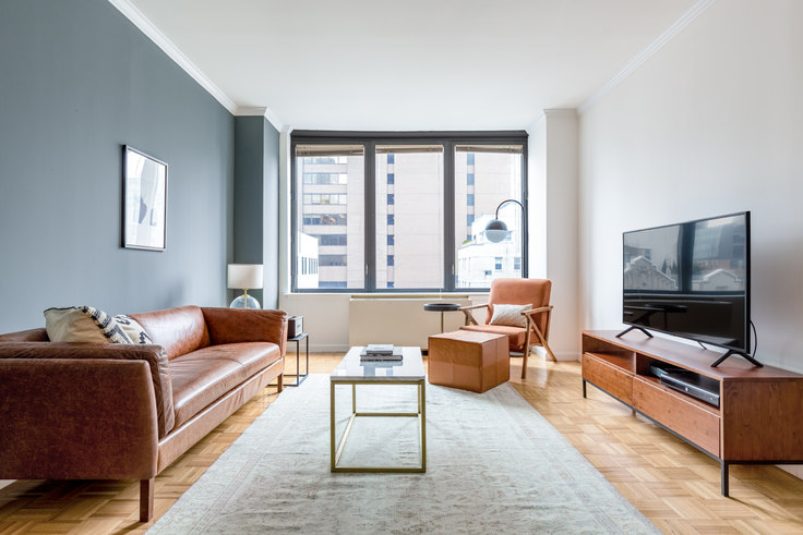2 bedroom furnished apartment in 150 E 57th St 465, Midtown East, New York, photo 1