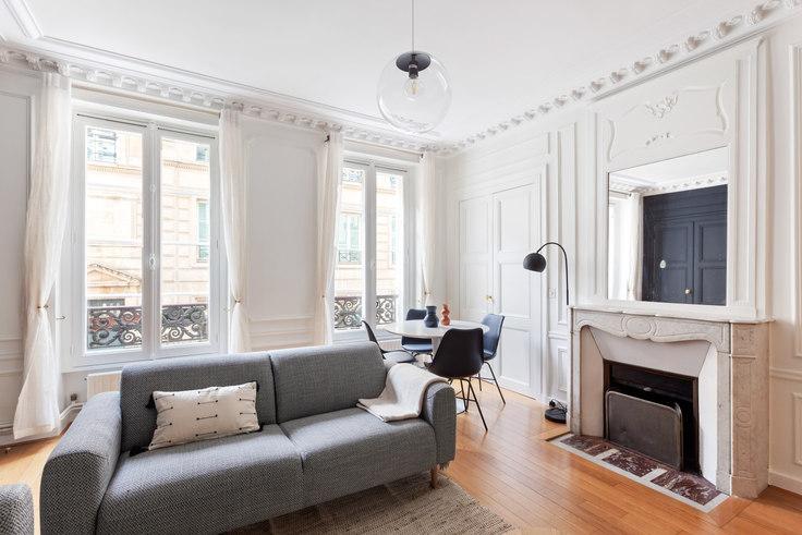 3 bedroom furnished apartment in Rue Casimir Périer 9, Invalides, Paris, photo 1