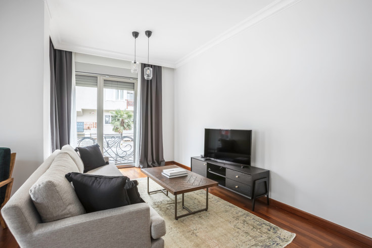 2 bedroom furnished apartment in Tanem - 495 495, Suadiye, Istanbul, photo 1