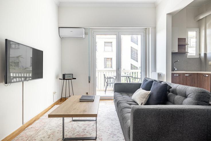 1 bedroom furnished apartment in Ioanni Gennadiou 858, Kolonaki, Athens, photo 1