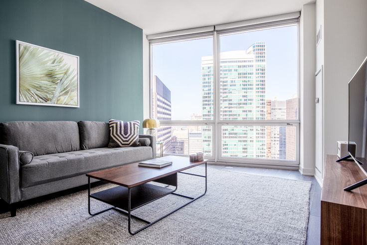 1 bedroom furnished apartment in 465 N Park Dr 256, Streeterville, Chicago, photo 1