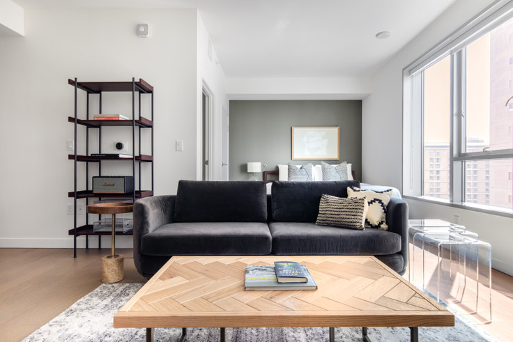 Studio furnished apartment in The Emerson, 225 S Grand Ave 279, Downtown, Los Angeles, photo 1