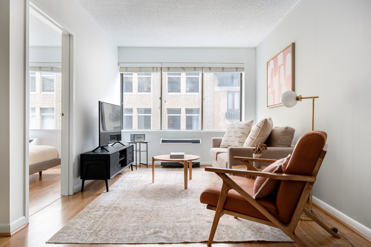 1 bedroom furnished apartment in The Chelsea, 160 W 24th St 474, Chelsea, New York, photo 1