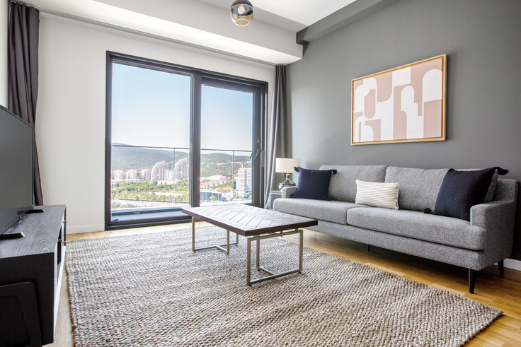1 bedroom furnished apartment in AND Pastel- 506 506, Kadikoy, Istanbul, photo 1