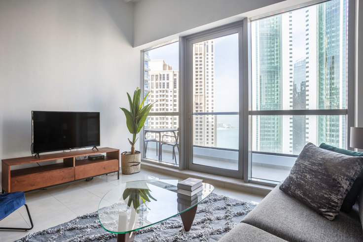 1 bedroom furnished apartment in Bay Central Apartment XXX 621, Bay Central, Dubai, photo 1