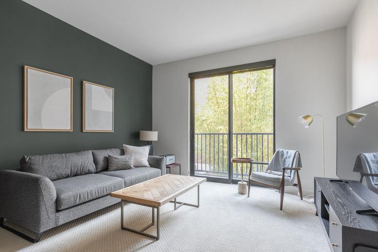 1 bedroom furnished apartment in Misora, 388 Santana Row 315, Santana Row, San Francisco Bay Area, photo 1