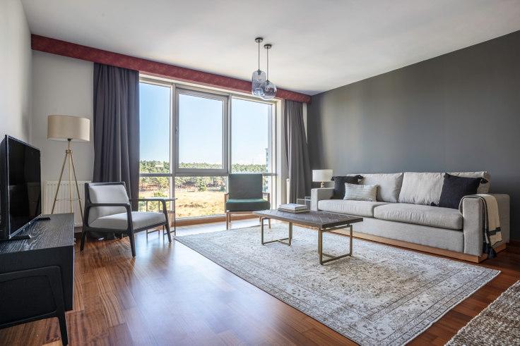 3 bedroom furnished apartment in Dorapark - 511 511, Ümraniye, Istanbul, photo 1