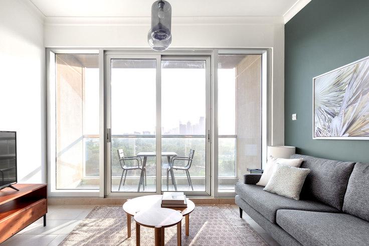 1 bedroom furnished apartment in The Fairways Apartment VI 633, The Fairways, Dubai, photo 1