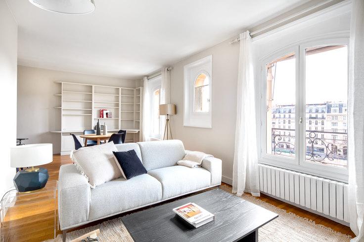 1 bedroom furnished apartment in Quai des Orfèvres 11, Île de la Cité, Paris, photo 1