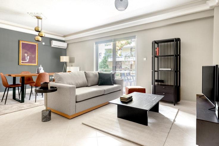 3 bedroom furnished apartment in Artemidos I 862, Agia Paraskevi, Athens, photo 1