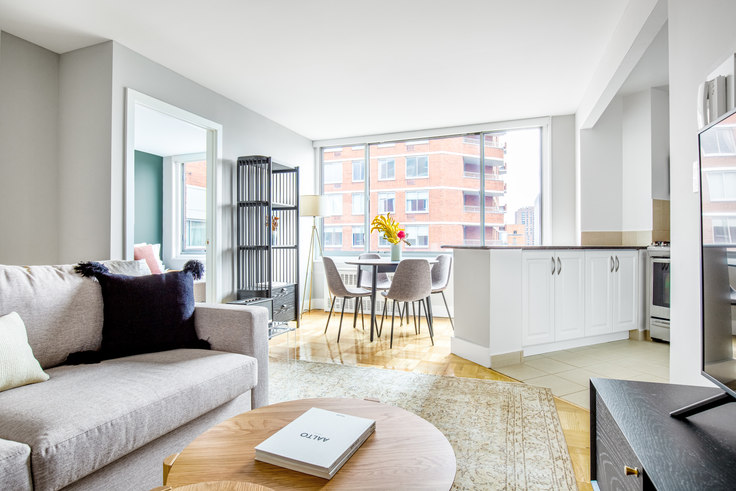 1 bedroom furnished apartment in 500 Kips Bay Court, 500 2nd Ave 478, Kips Bay, New York, photo 1