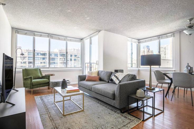 2 bedroom furnished apartment in SoMa Square, 1 Saint Francis Pl 323, SoMa, San Francisco Bay Area, photo 1