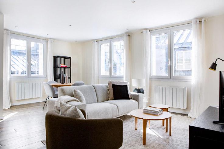 1 bedroom furnished apartment in Rue du Sentier 15, Sentier - Montorgueil, Paris, photo 1