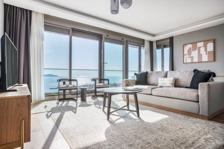 4 bedroom furnished apartment in Suadiye Park - 514 514, Suadiye, Istanbul, photo 1