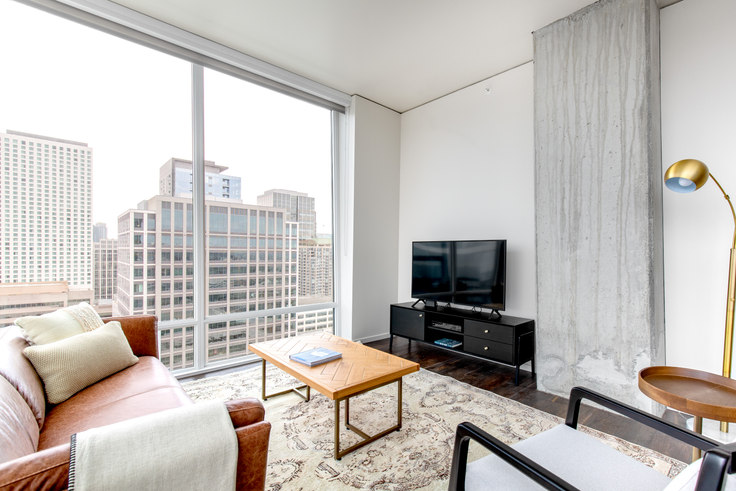 2 bedroom furnished apartment in Kinects, 1823 Minor Ave 24, South Lake Union, Seattle, photo 1