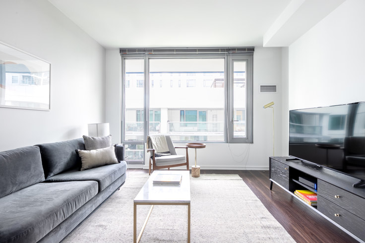 1 bedroom furnished apartment in Mosso 900, 900 Folsom St 331, SoMa, San Francisco Bay Area, photo 1