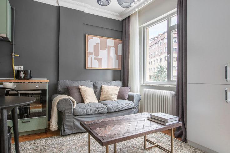 2 bedroom furnished apartment in Taş - 522 522, Beşiktaş, Istanbul, photo 1