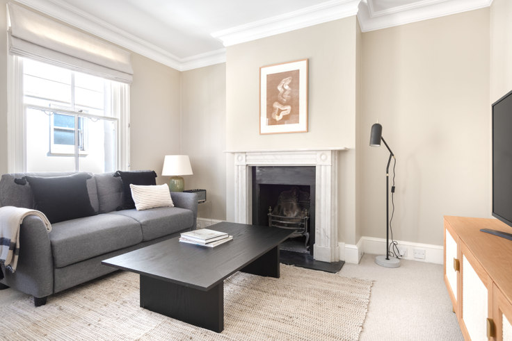 2 bedroom furnished apartment in Stanhope Mews West 19, South Kensington, London, photo 1