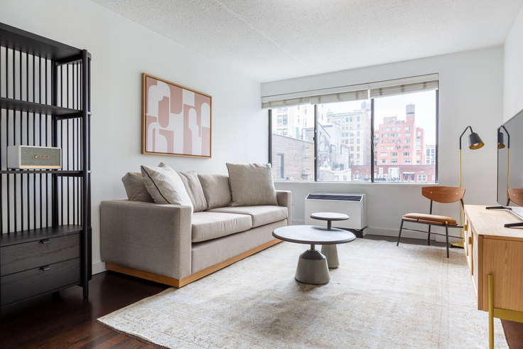 2 bedroom furnished apartment in The Chelsea, 160 W 24th St 494, Chelsea, New York, photo 1