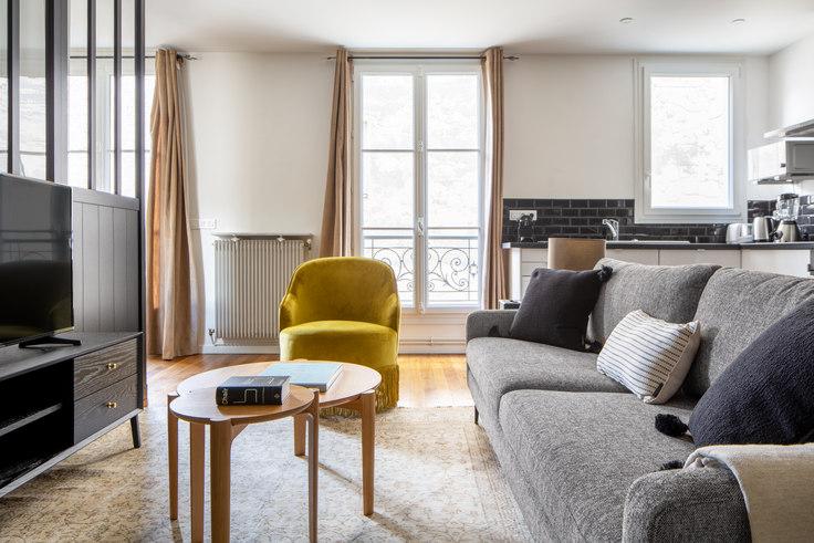 2 bedroom furnished apartment in Rue Jean-Pierre Timbaud 20, Le Marais - République, Paris, photo 1