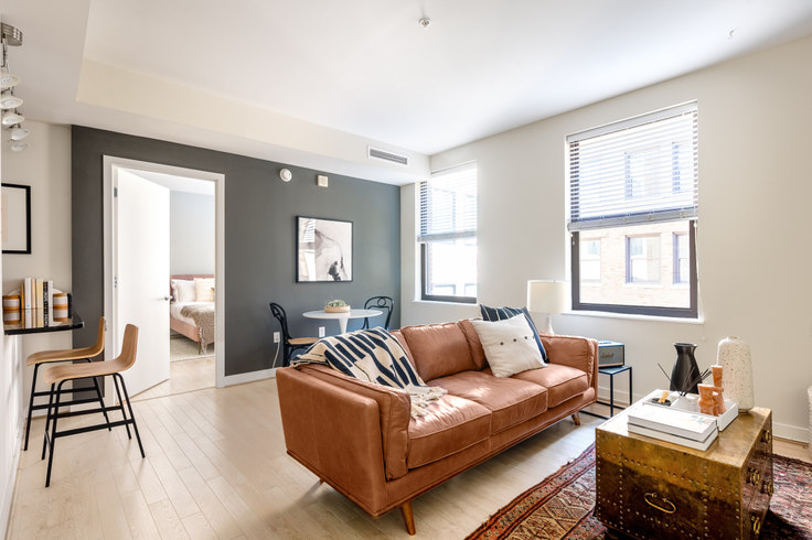 1 bedroom furnished apartment in The Woodward, 733 15th St NW 212, Downtown, Washington D.C., photo 1