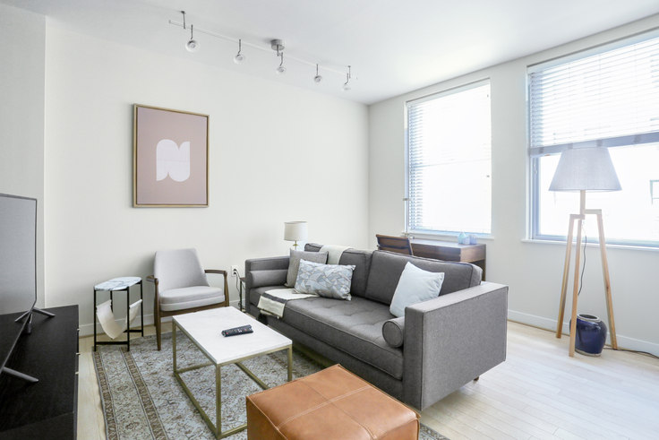 1 bedroom furnished apartment in The Woodward, 733 15th St NW 215, Downtown, Washington D.C., photo 1