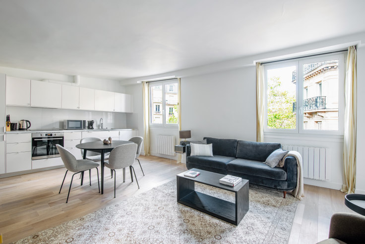 2 bedroom furnished apartment in Rue de la Cerisaie 22, Bastille, Paris, photo 1
