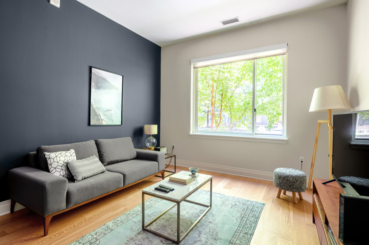 1 bedroom furnished apartment in Residences on the Avenue, 2221 I St NW 217, Foggy Bottom, Washington D.C., photo 1