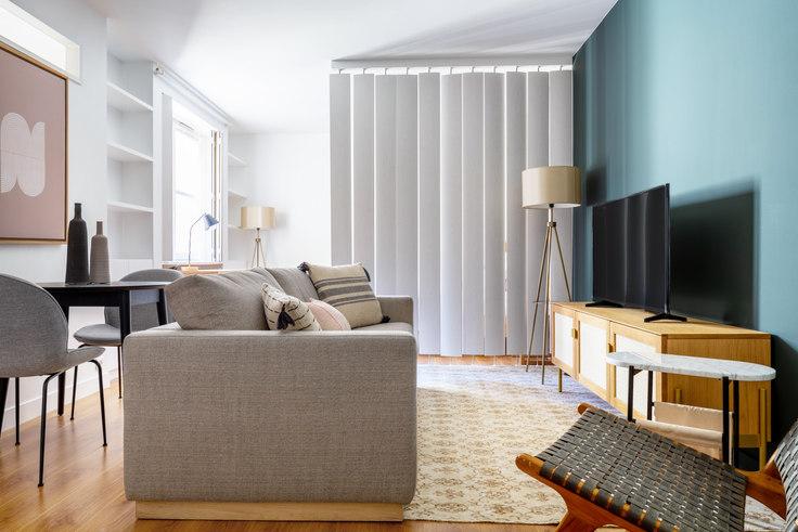 Studio furnished apartment in Rue Saint-Gilles 23, Le Marais - Saint-Paul, Paris, photo 1