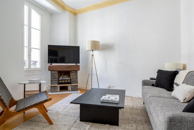1 bedroom furnished apartment in Rue de Penthièvre 25, Champs-Élysées, Paris, photo 1