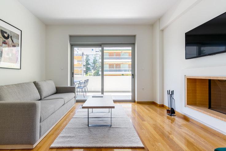 3 bedroom furnished apartment in Filippou Litsa II 890, Chalandri, Athens, photo 1