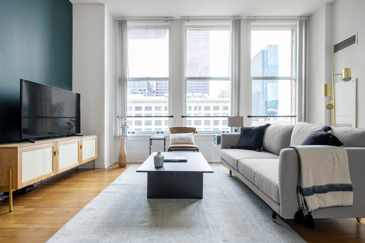 1 bedroom furnished apartment in Fisher, 343 S Dearborn St 302, The Loop, Chicago, photo 1