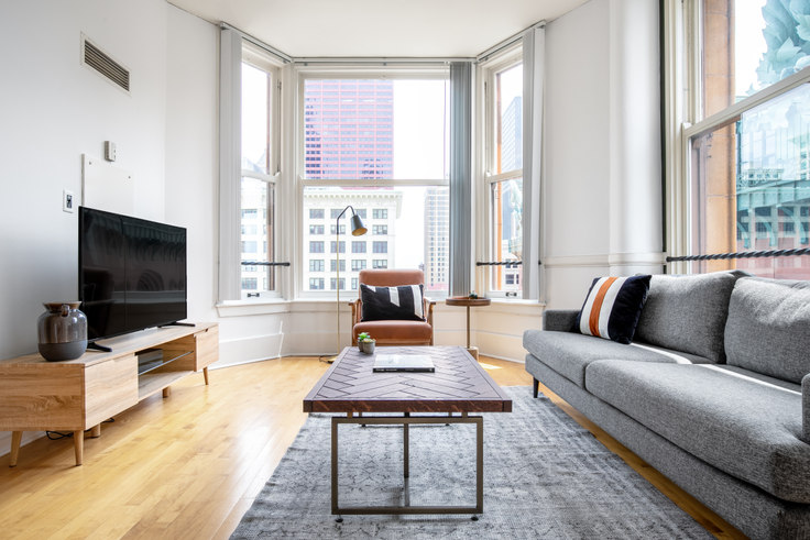 2 bedroom furnished apartment in Fisher, 343 S Dearborn St 308, The Loop, Chicago, photo 1