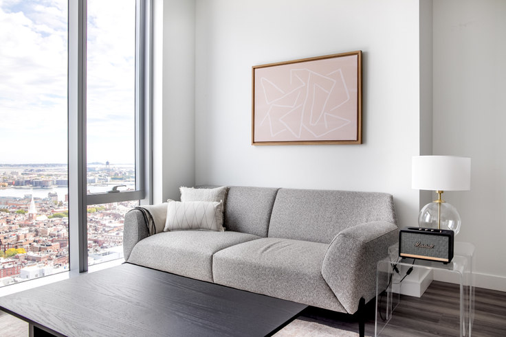 1 bedroom furnished apartment in 50 Causeway St, Hub50House 285, North Station, Boston, photo 1