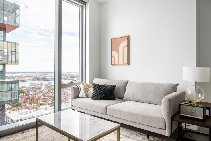 1 bedroom furnished apartment in 50 Causeway St, Hub50House 286, North Station, Boston, photo 1