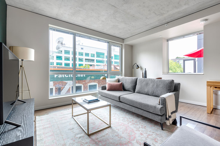 1 bedroom furnished apartment in The Century Apartments, 101 Taylor Ave N 26, Belltown, Seattle, photo 1
