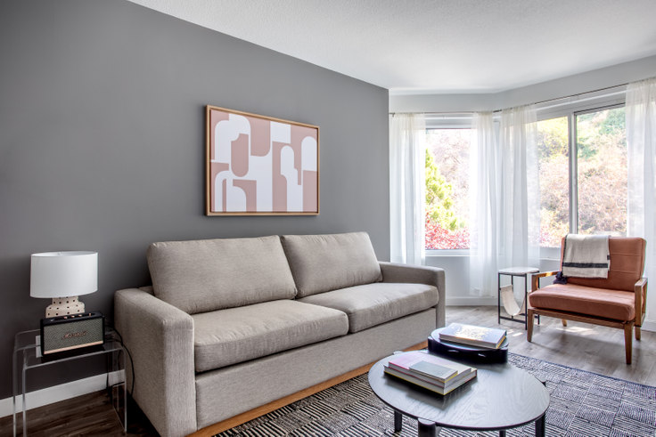 1 bedroom furnished apartment in 240 Lombard St 361, Telegraph Hill, San Francisco Bay Area, photo 1