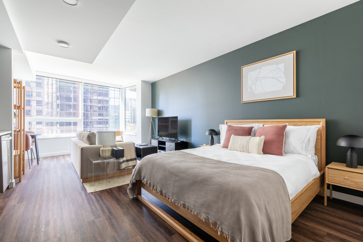 Studio furnished apartment in Arrive, 2116 4th Ave 35, Belltown, Seattle, photo 1
