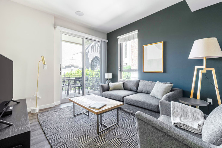 2 bedroom furnished apartment in Radius, 680 S Berendo St 321, Koreatown, Los Angeles, photo 1